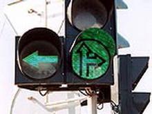 В Харькове установили светофоры для слепых людей