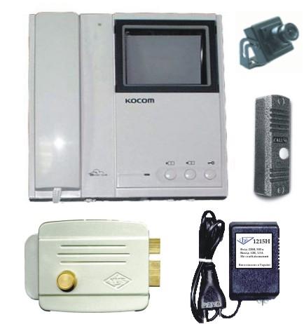 Видеодомофоны, многоквартирные аудио- и видеодомофонные системы, различные видеокамеры...